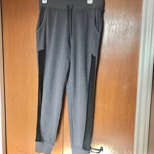 Victoria Secret Sport Sweatpants w/Mesh Detailing